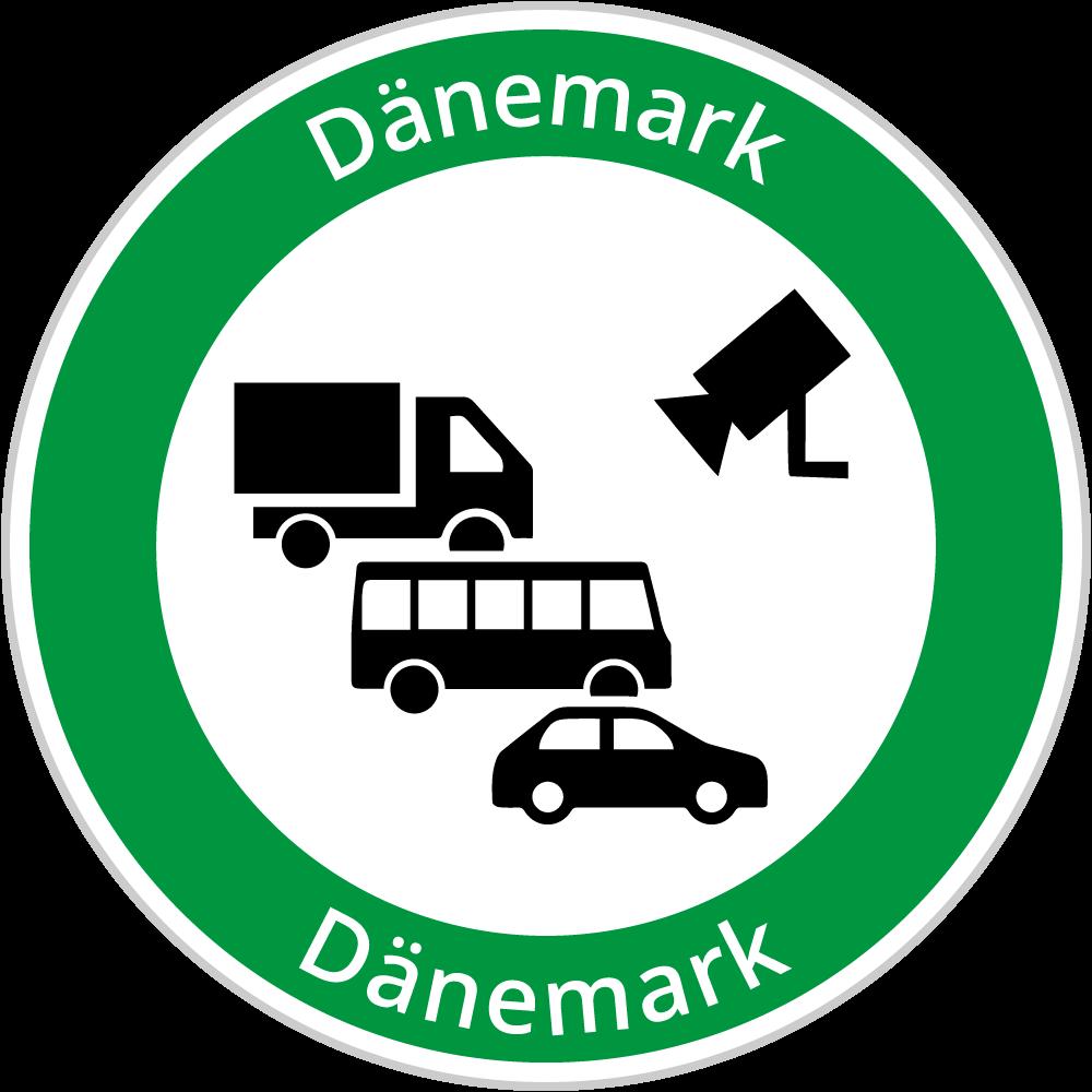 Registrierung Dänemark